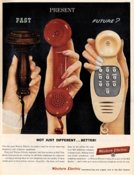 Western Electric ad